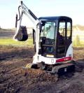 Where to rent EXC MINI BOBCAT 324 in Longmont CO
