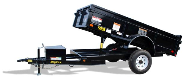 Where to find DUMP TRAILER 5x8 4000  06 in Longmont