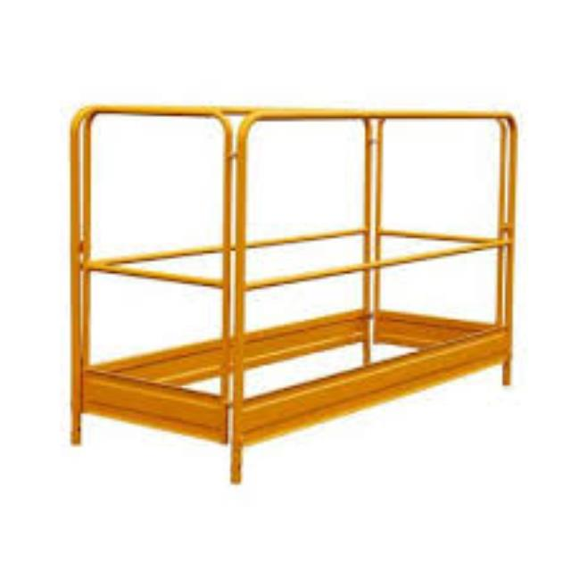 Where to find Bakers scaffold safety rail in Longmont