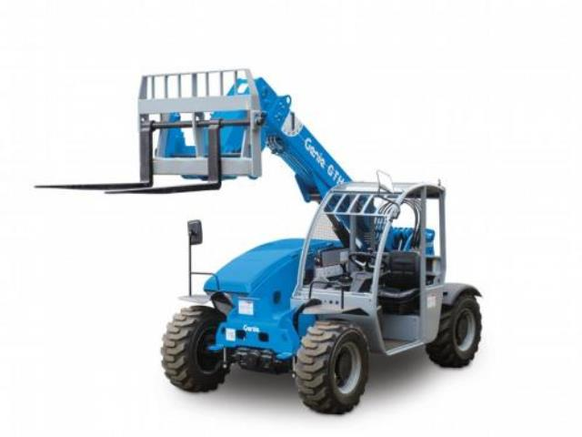 Where to find REACH FORK LIFT Genie19 in Longmont