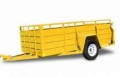 Where to rent TRAILER-5 X 8 W SIDES   27 in Longmont CO