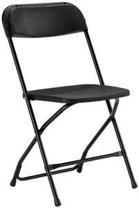 Where to find Chair folding black in Longmont