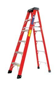 Where to find 12 ft step ladder-fiberglass in Longmont