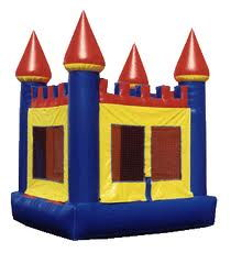 Where to find castle bounce house in Longmont