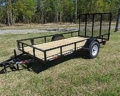 Where to rent TRAILER 6X12 RAMPSNGL BRK  5 in Longmont CO