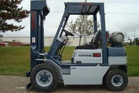 Where to find FORK LIFT KOMATSU in Longmont